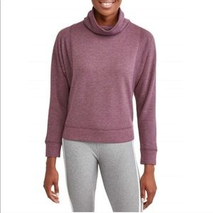 Avia CowlNeck Pullover Athletic Sweatshirt 1474CR1